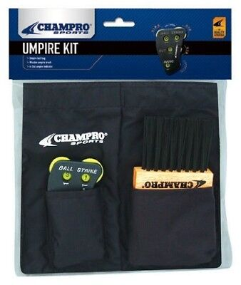 Champro Umpire Kit for A045,A040,A048 (Navy). Brand New