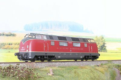 KM1 V200 1 Gauge Diesel Locomotive 102004 Digital Sound for Märklin Kiss