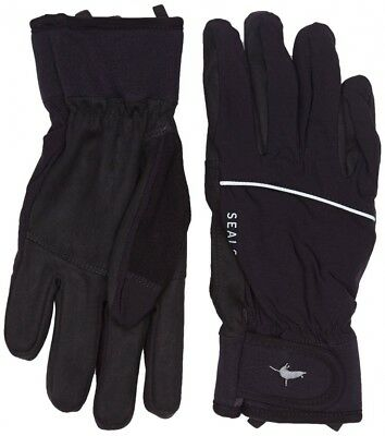 Sealskinz Men's Winter Riding Glove - Black, X-Large. Shipping Included