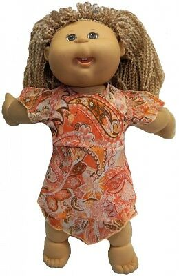 Chiffon Dress For Cabbage Patch Kid Dolls. Doll Clothes Super store