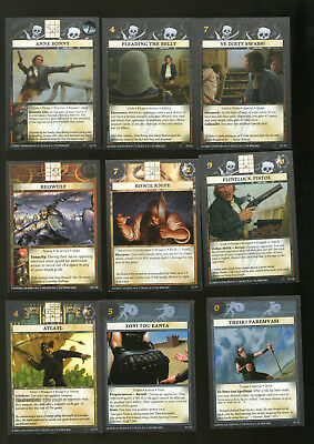 CARD LOT 17 Cards - Anachronism
