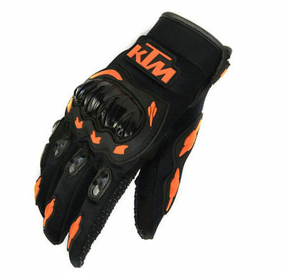 [PRE-ORDER] KTM Armor Gloves Protections Motorcycle Offroad Moto GP Racing new