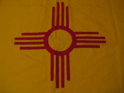 Alte Fahne Valley Forge Flag Co. 153 x 95cm New Mexico Best Flagge