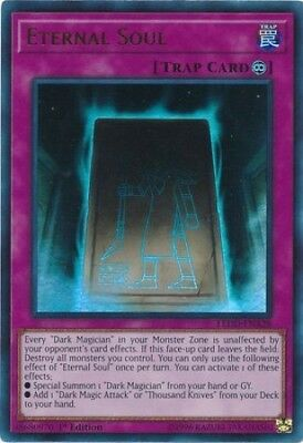 Eternal Soul (LEDD-ENA28) - Ultra Rare - 1st Edition