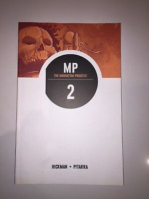 The Manhattan Projects TP Vol 2