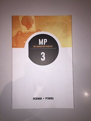 The Manhattan Projects TP Vol Three