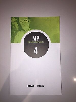 The Manhattan Projects TP Vol Four