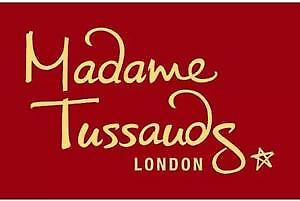 Madame Tussauds London Tickets (x2) - Sunday 4th March 2018