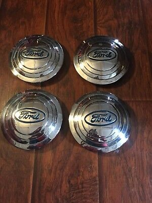 Vintage FORD MODEL A hub Cap Set Of 4 , Reproduction????