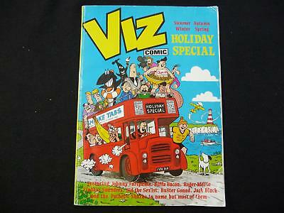 Viz Holiday Special 1990 book (LOT#1556)