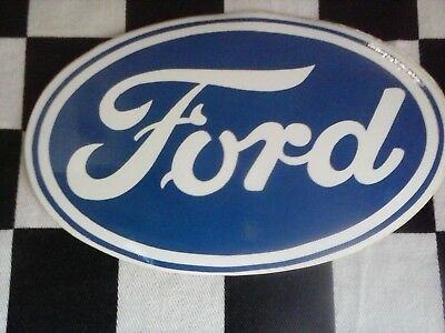 Collectable Speedway Stickers Fords