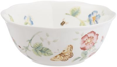 Lenox Butterfly Meadow Large All Purpose Bowl, New, Free Ship