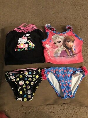 Toddler Girls Bathing Suits