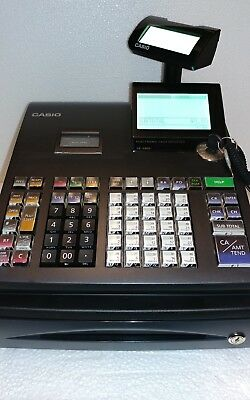 Casio Electronic Cash Register SE-S800