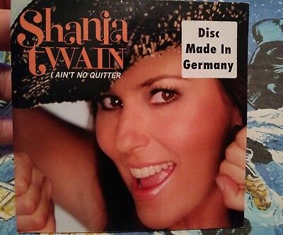 I Ain T No Quitter By Shania Twain W Whose Bed Have Your