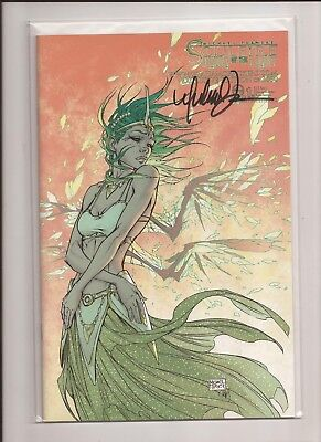 SOULFIRE Dying Of The Light #1 Graham Crackers Variant SIGNED Michael Turner NM