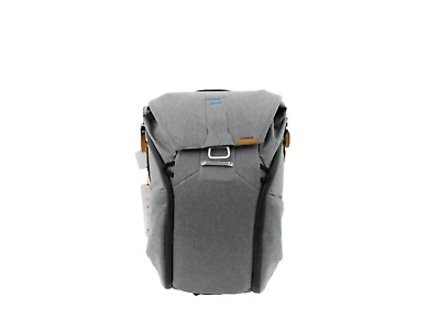 Peak Design Everyday BACKPACK 20L Ash Gray Canvas Camera Backpack BB-20-AS-1