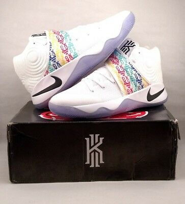 NIKE KYRIE 4 RED CARPET MENS SZ 9.5 LIMITED EXCLUSIVE SNKRS FB ACCESS 943806 602