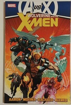 Wolverine and the X-Men vol 4 TPB