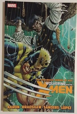 Wolverine and the X-Men vol 5 TPB