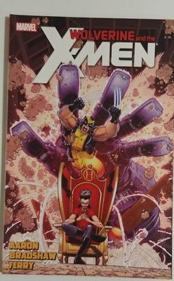 Wolverine and the X-Men vol 7 TPB