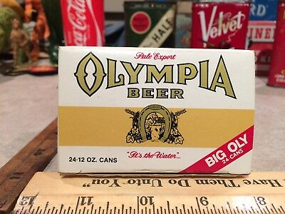 Vintage Olympia Beer Playing Cards Bar Man Cave Poker Hamm's