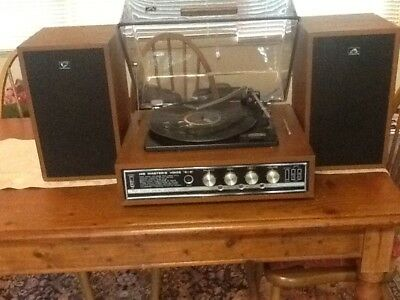 VINTAGE 70s HIS MASTERS VOICE STEREO AMPLIFIER SYSTEM