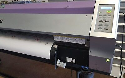 Mimaki JV33-160 Printer Cutter Eco Solvent ink Great condition