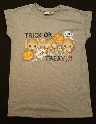Kleidung & Accessoires PRIMARK HALLOWEEN T SHIRT KEEP CALM AND GIVE ME SWEETS LADIES UK SIZES 6-20 NEW
