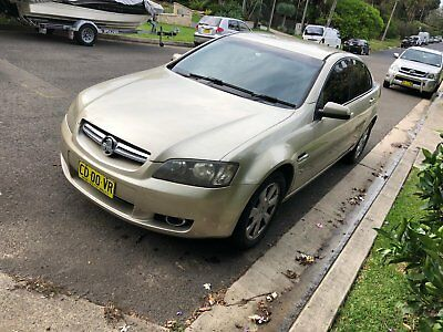 ve berlina commodore 2007 just had service and 4 new tires