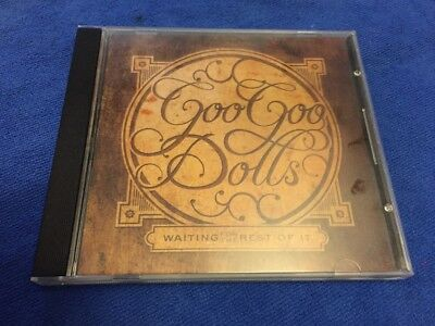Goo Goo Dolls - Waiting For The Rest Of It Tour EP CD 525414 Foo Fighters Ezra