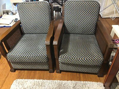 Lounge Chairs: Art Deco Style