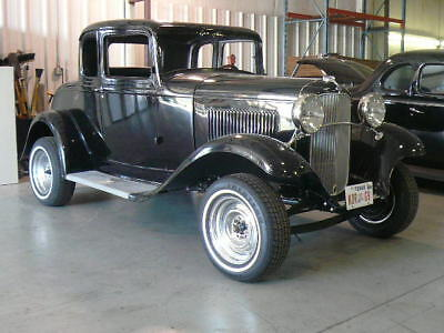 1932 Ford Other  1932 Ford Five Window Coupe - One Owner - All Paint & Body Work Done - All Steel