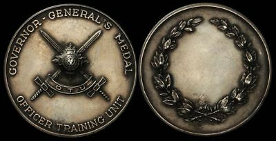AUSTRALIA Governor-General's Medal Officer Training Unit Type 2 ND (1966).