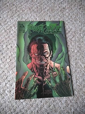 FAUST 777: THE WRATH # 2 (1999)  Avatar Press NM condition