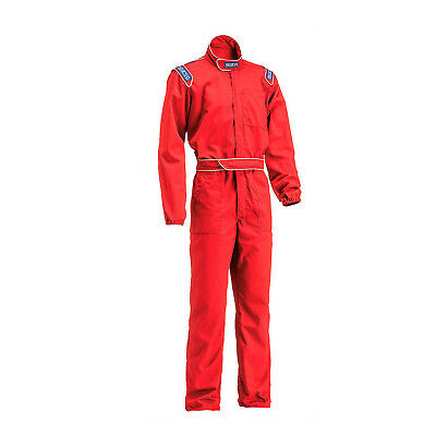 Overall Sparco MX-3 rot Größe L