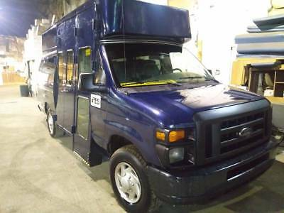 2008 Ford F-350  High Top Ford Wheelchair Van (4 Identical Vans Available VIN #'s in description)