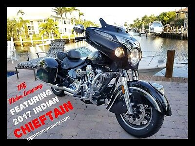 2017 Indian CHIEFTAIN  2017 INDIAN CHIEFTAIN