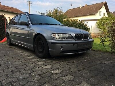 BMW e46 320d Touring 6Gang 150tkm
