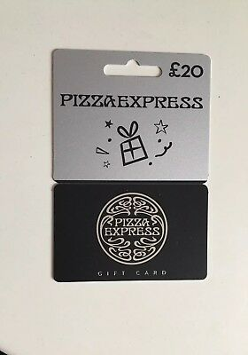 Pizza Express Gift Card £20 Value