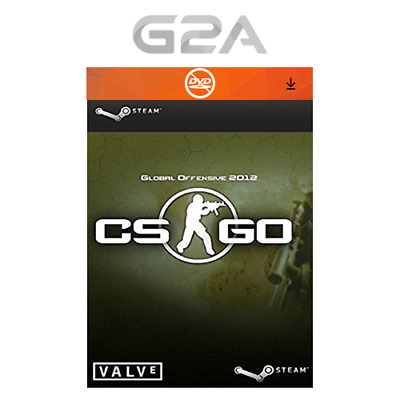 Counter-Strike Global Offensive Key [PC Spiel] STEAM Download Code [DE] [EU]