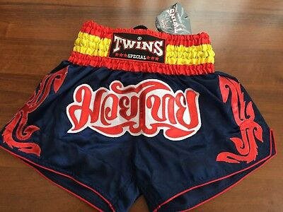 New in! Twin Special TBS- Muay Thai/ Boxing Shorts For Kid/ Junior Size 2S