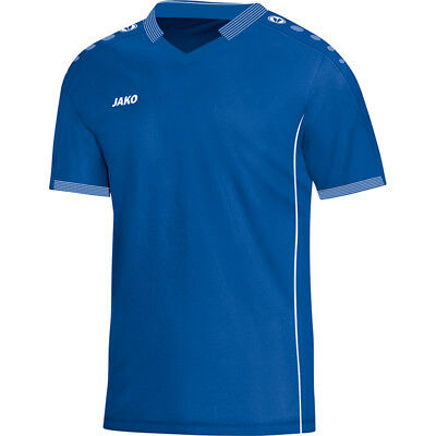 Jako Trikot Indoor Herren royal Volleyball Handball Sport Fittness Shirt TOP