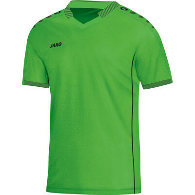 Jako Trikot Indoor Herren soft green Volleyball Handball Sport Fittness Shirt