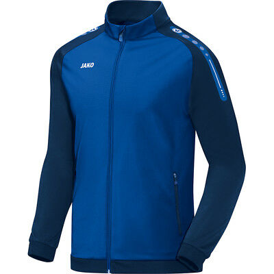 Jako Polyesterjacke Champ Kinder royal/marine Trainingsjacke Jacke Sport Fitness