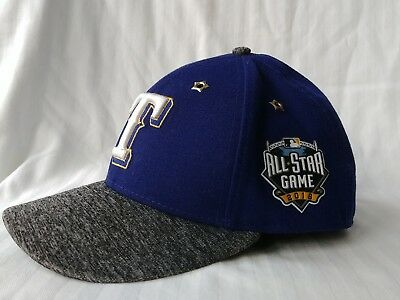 big sale 20cef c99db Texas Rangers 2016 All Star Game 59Fifty New Era Authentic MLB Players Hat  7 5