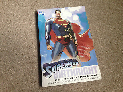 Superman Birthright TPB (Mark Waid & Leinil Francis Yu)