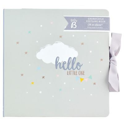 Grandchild Baby Journal Keepsake Album By Busy Bee