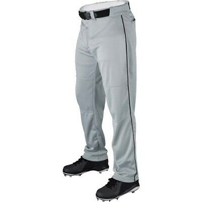 (X-Large, Gb) - Wilson Youth Classic Relaxed Fit Piped Baseball Pant
