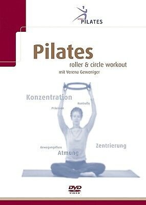 SISSEL Pilates DVD Pilates Roller and Circle Workout Multi-Coloured. Best Price